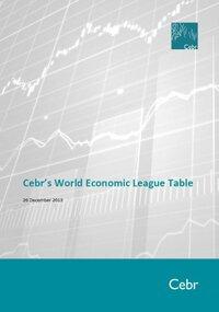 CEBR: 30 крупнейших экономик мира до 2028 года