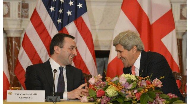 Джон Керри пообещал Украине кредит на $1 млрд