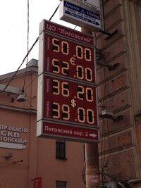 """Рубль ждет """"черный понедельник"""""""