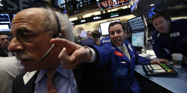 Как биржевые трейдеры шутят друг над другом