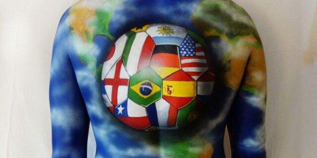 10 фактов о чемпионате мира по футболу