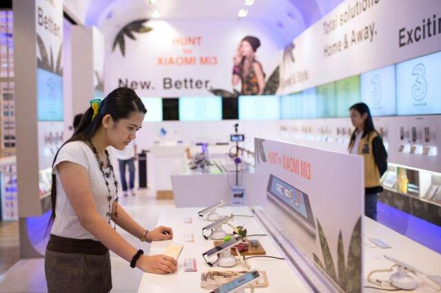 Что это за новый китайский конкурент Apple и Samsung