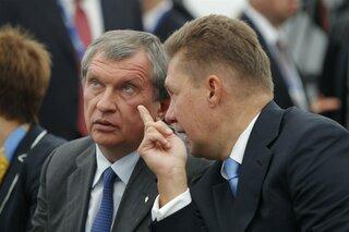 Роснефть пригрозила судом Газпрому