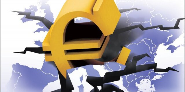 Европа балансирует на грани рецессии