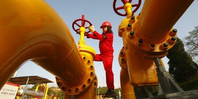 Спрос на газ в Китае вырастет в 3 раза за 25 лет