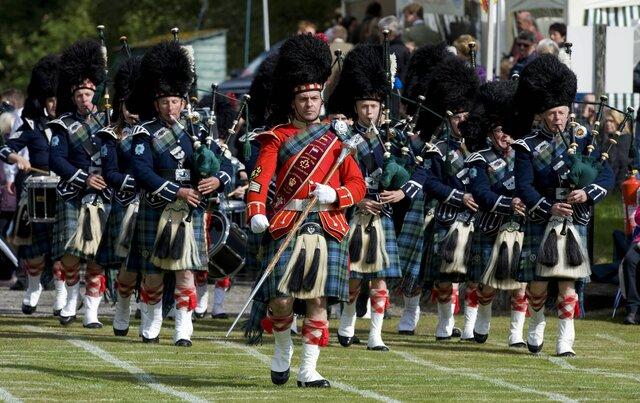 Шотландцы вдохновляют сторонников независимости