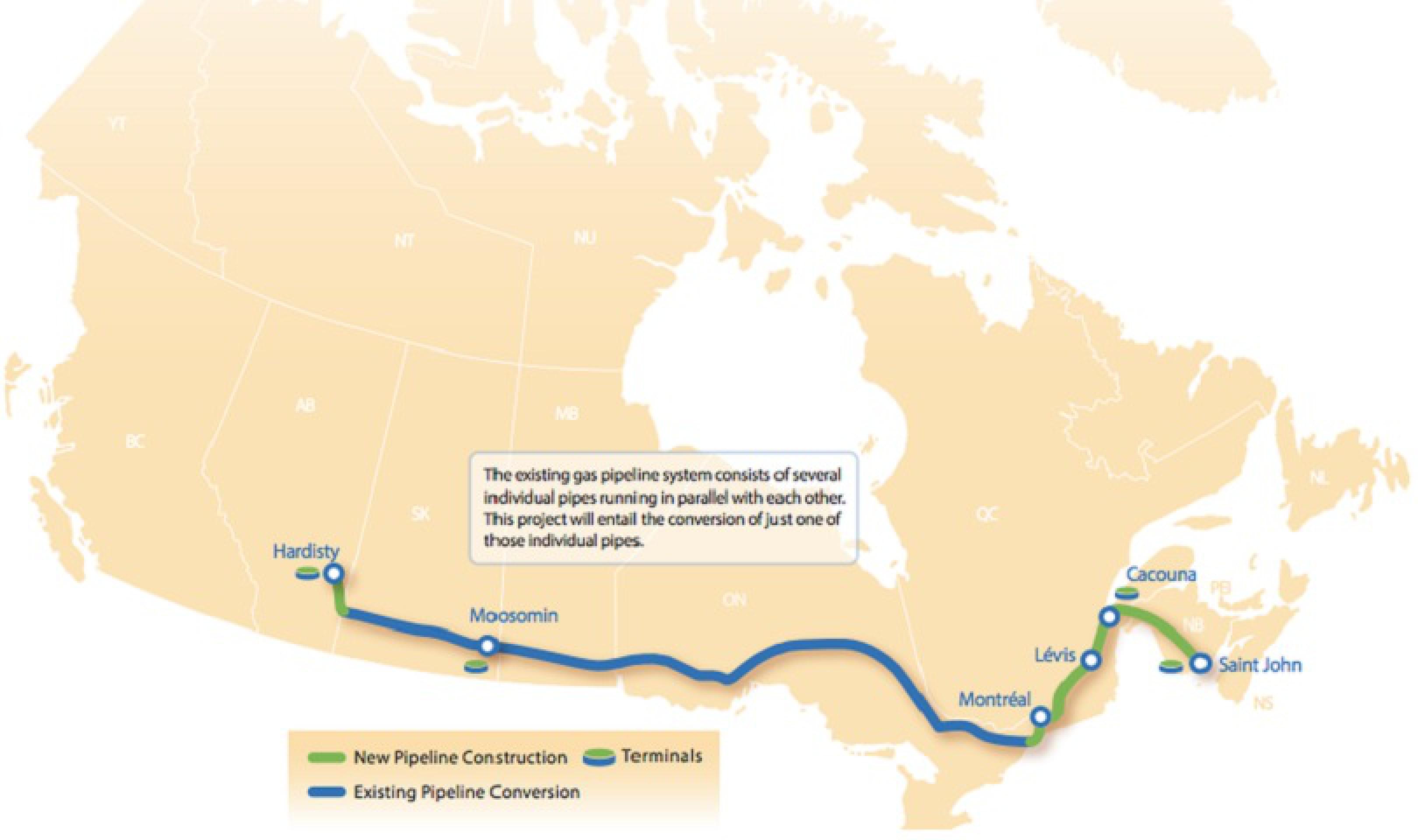 Канада обиделась и решила оставить США без нефти