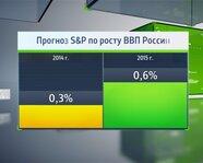 Прогноз S&P по росту ВВП России