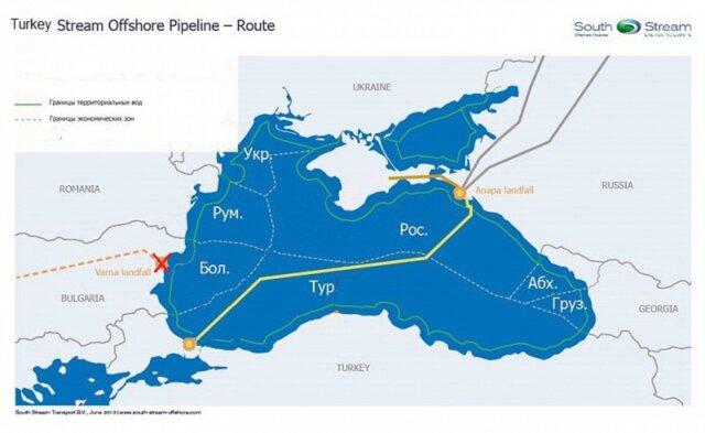 Украина исчезнет с энергокарты Европы в 2019 году