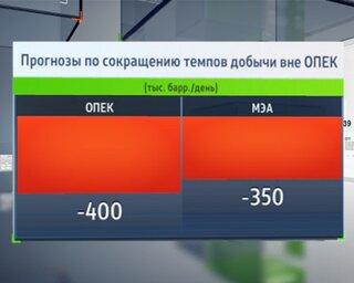 Вести Экономика ― Россия и ОПЕК борьба за мировой рынок нефти Прогнозы по сокращению темпов добычи вне ОПЕК