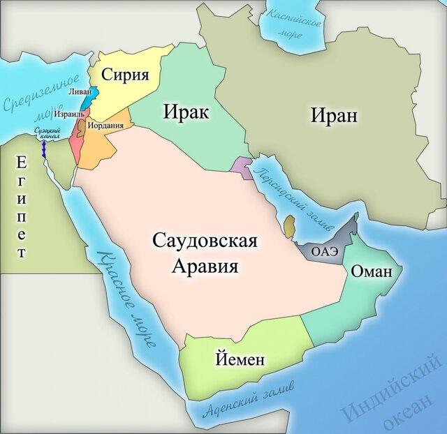 Египет национализировал