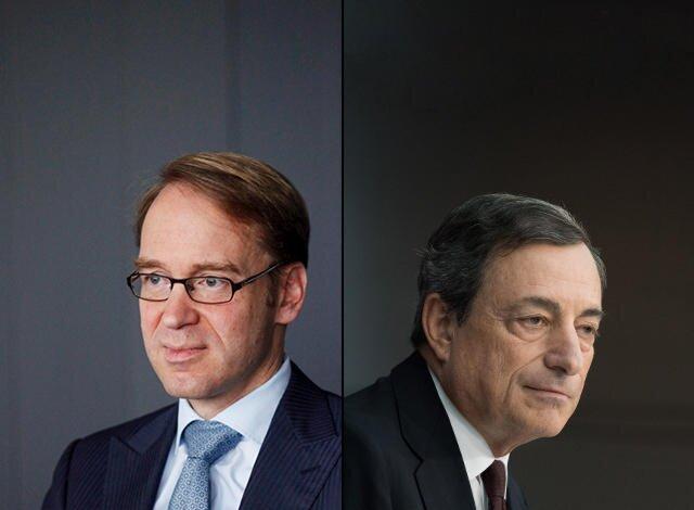 Вайдманн: ЕЦБ не стоит продолжать QE