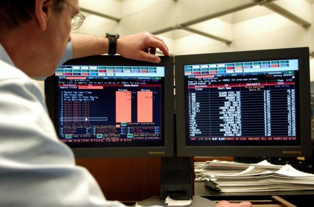 Bloomberg потерял контроль над всеми терминалами