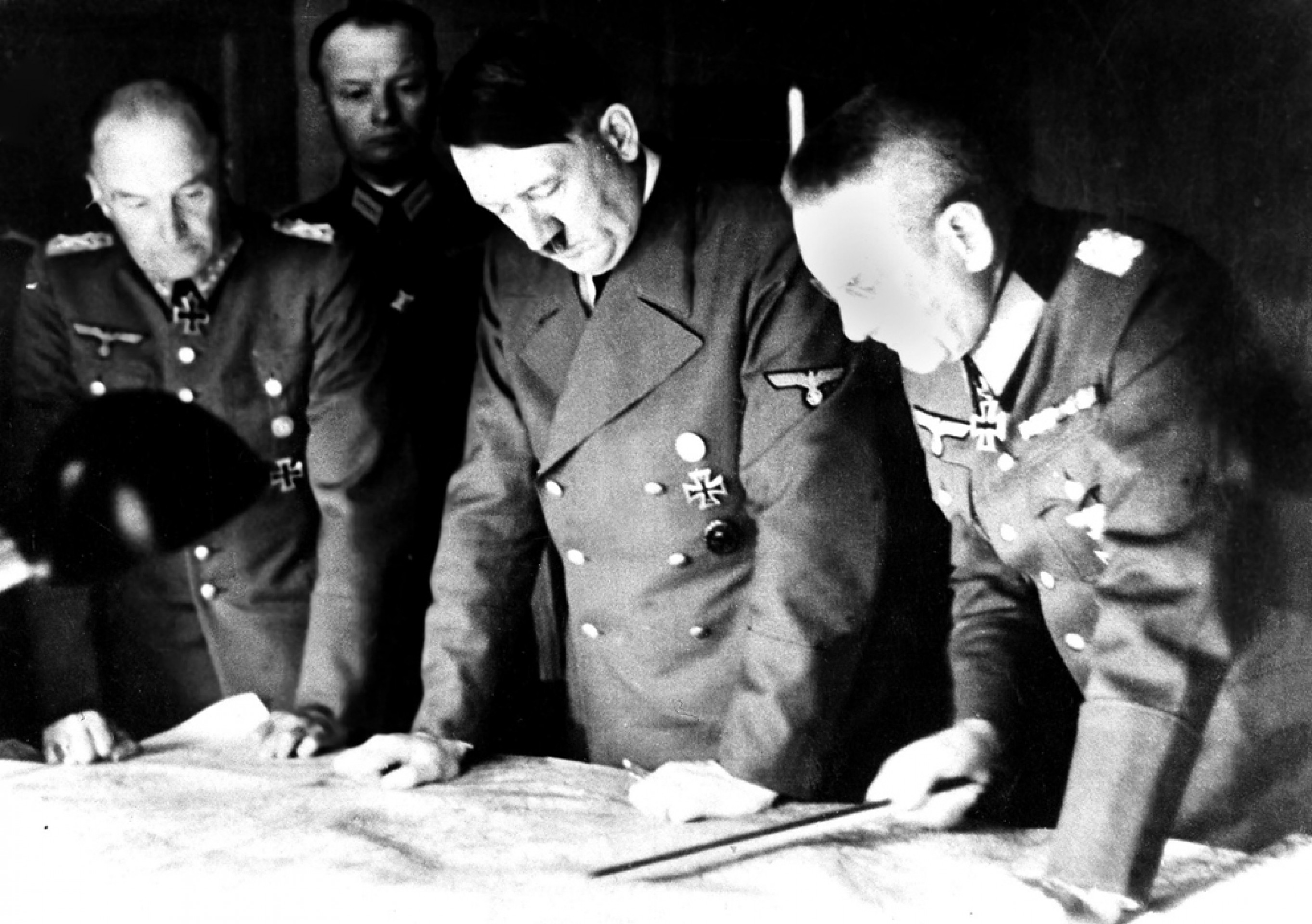 an analysis of adolf hitlers three main aims of preparing germany for world war ii