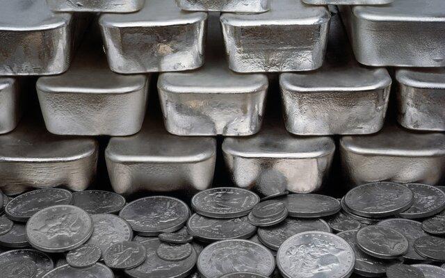 Серебро: максимальный рост с 2013 года