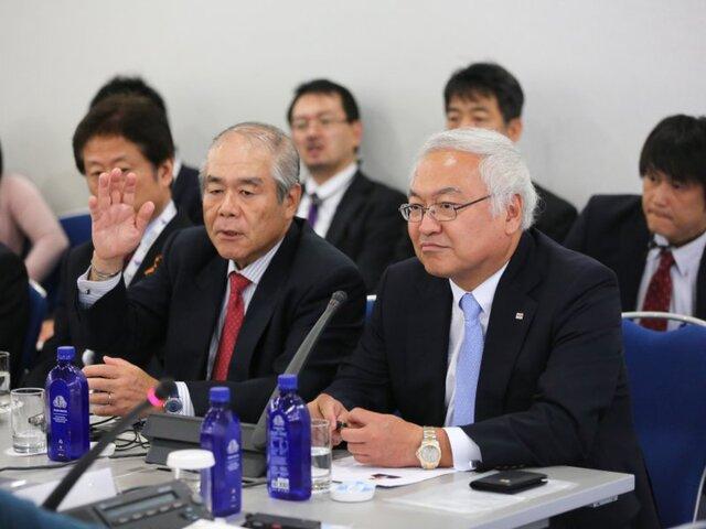 Япония вновь намекает на постройку газопровода из РФ