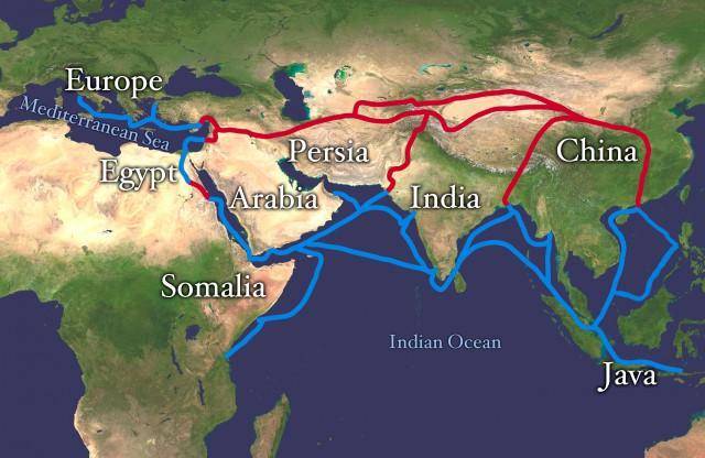 Как изменит мир Новый Шелковый путь?