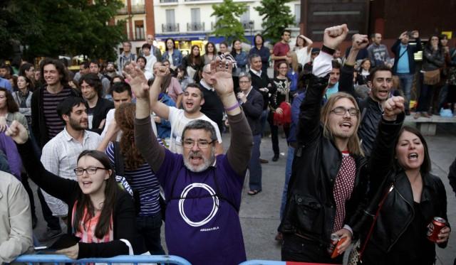Испания готова отказаться от двухпартийной системы?
