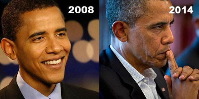 the different factors contributing to the success of barrack obama over his opponents in the 2008 el