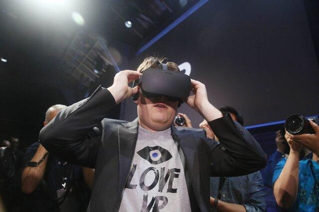 Oculus Rift все-таки появится на полках магазинов