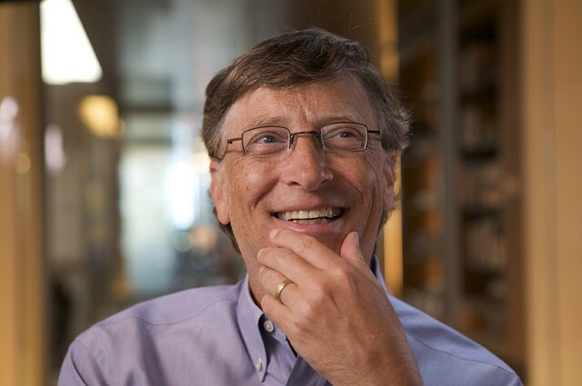 leadership of bill gates Thanks for watching this video was a presentation for a school project on a leader for my leader, i chose bill gates, and in this video, i will be talking about bill gates as a leader.