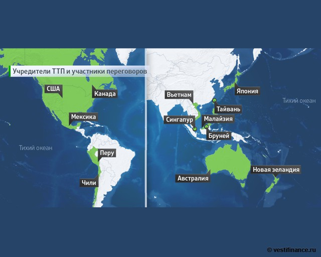 Транстихоокеанское партнерство: прорыв или фарс?