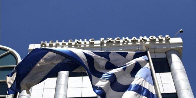 Фондовый рынок Греции открылся падением
