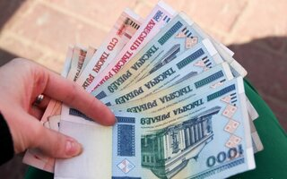 новый белорусский рубль фото
