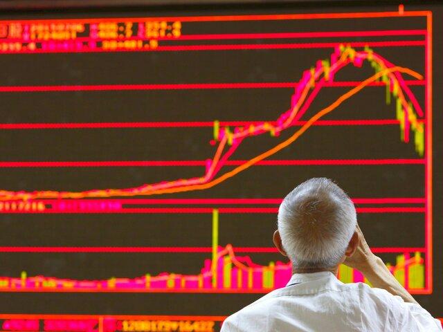 Фондовый рынок Китая наконец взял передышку