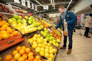 Инфляция в РФ ускорилась