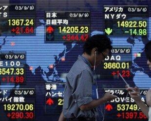Инвесторы продают акции Японии рекордными темпами