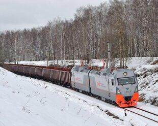 РЖД сократила перевозки грузов на 3,8%