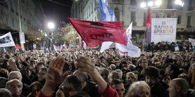 Чем обернется для Европы успех СИРИЗЫ?