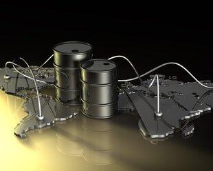 ОПЕК, Россия, Мексика, США: кто снизит добычу нефти?