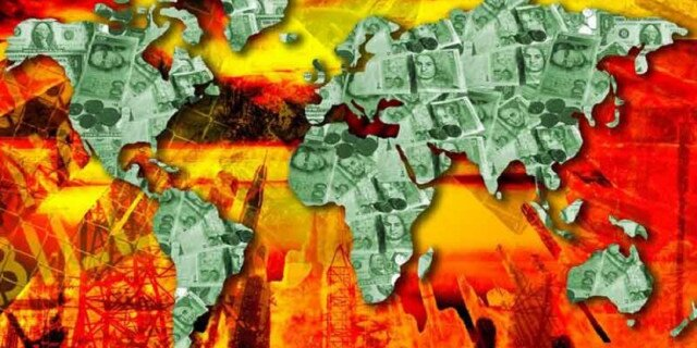 Мировая капитализация рухнула