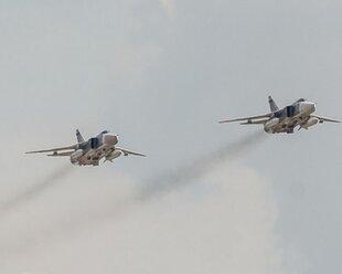 РФ нанесла авиаудар по боевикам, которых готовят США
