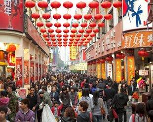 Бум потребления в Китае не спасет мировую экономику