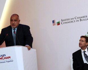 Борисов: мы остановили проекты России в пользу США