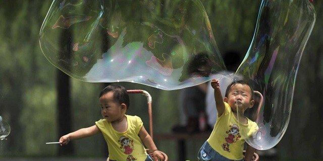Долговой пузырь