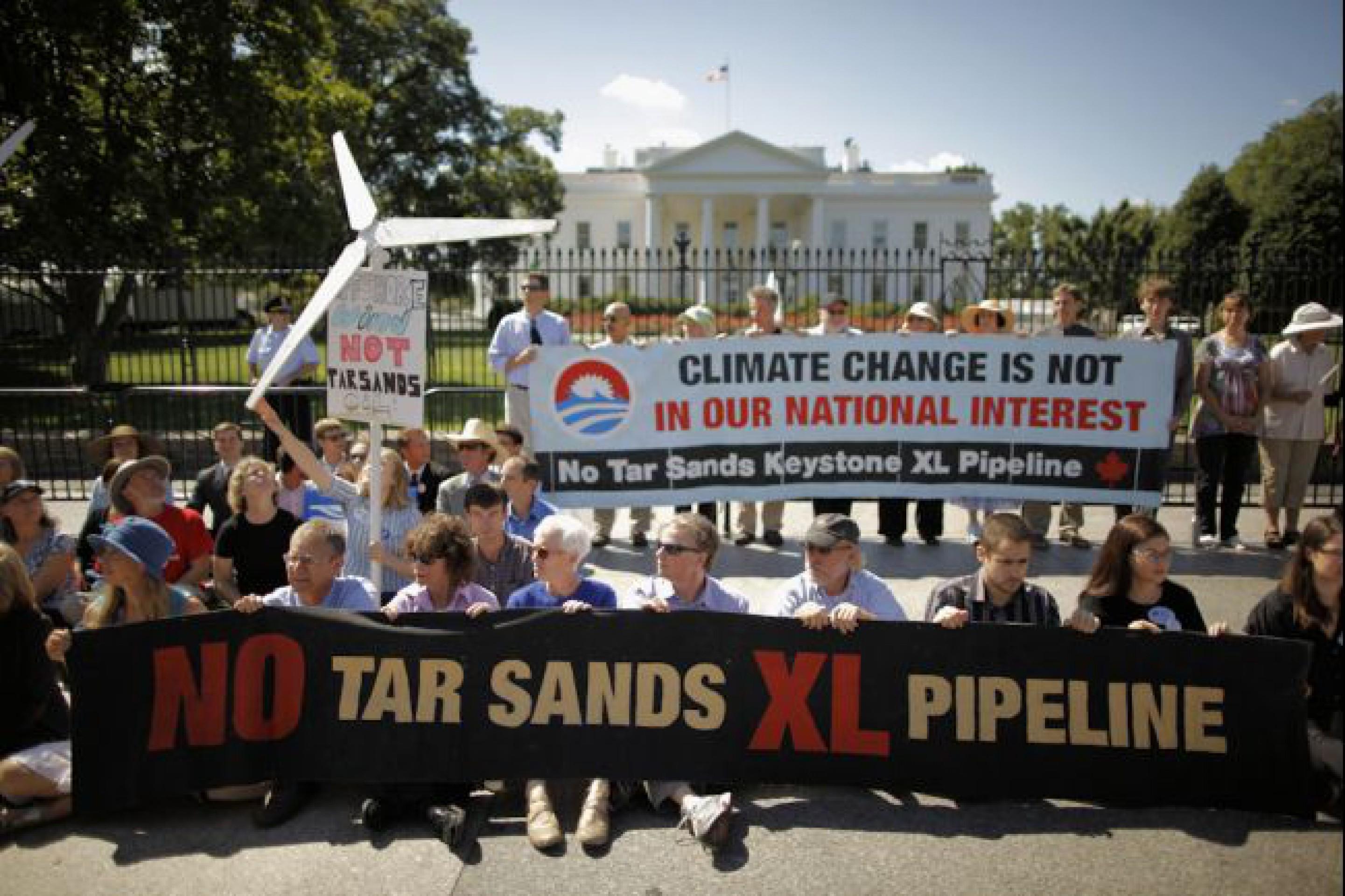 Обама: США не будут строить нефтепровод Keystone XL