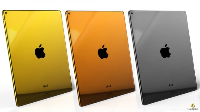 Объявлены цены и дата релиза iPad Pro в России