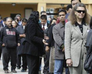 Парадокс рынка труда США: кризис на пороге?