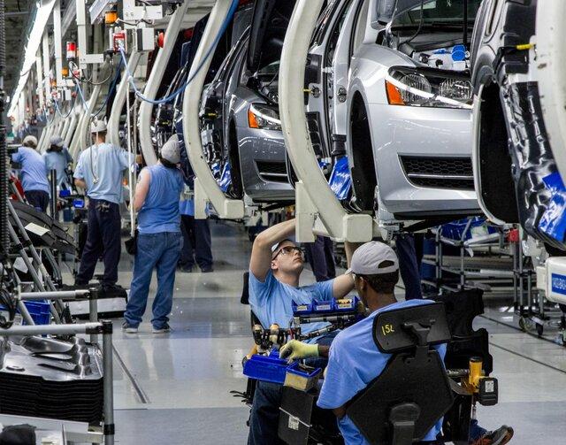 Рост промпроизводства в Германии в октябре замедлился до 0,2%