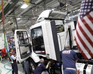 Производство товаров возвращается из Китая в США