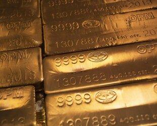 Германия вернет половину золота домой к 2020 году