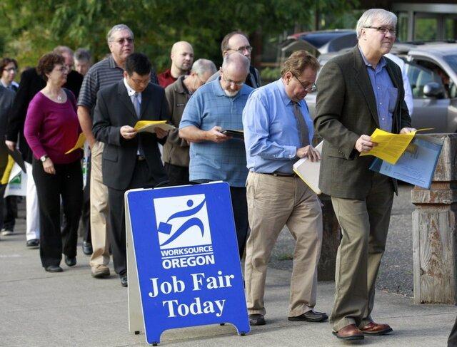 Заявки по безработице в США на минимуме за месяц