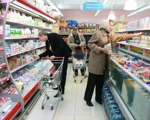Недельная инфляция в России снизилась до 0,2%