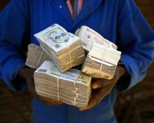 Зимбабве поменяло гиперинфляцию на дефляцию