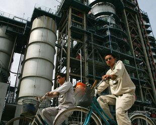 Китай зальет рынок дешевыми нефтепродуктами