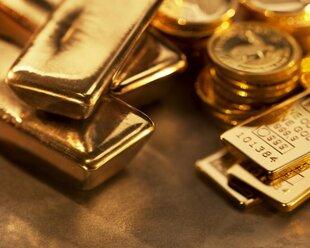 Запасы золота на Нью-Йоркской бирже упали на 73%